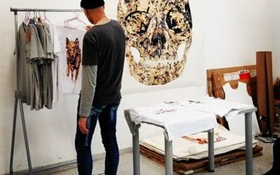 Camisetas Hemoevil Studio